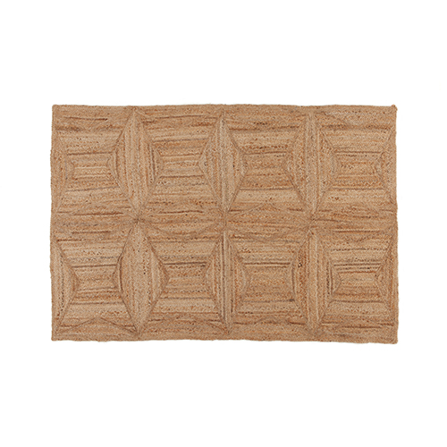naturel jute rug